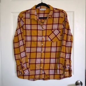🔥3/25🔥 Old Navy Flannel